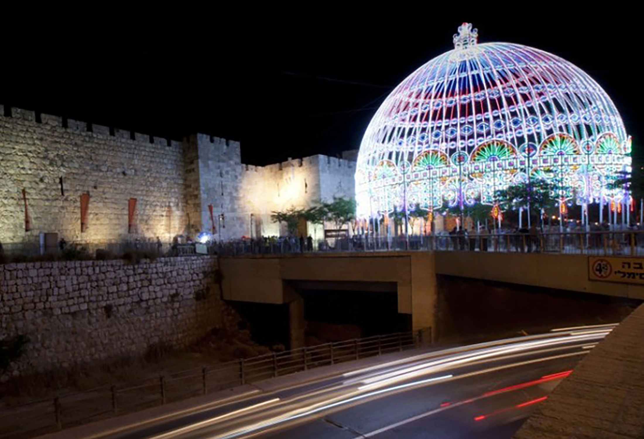 Light in Jerusalem 02
