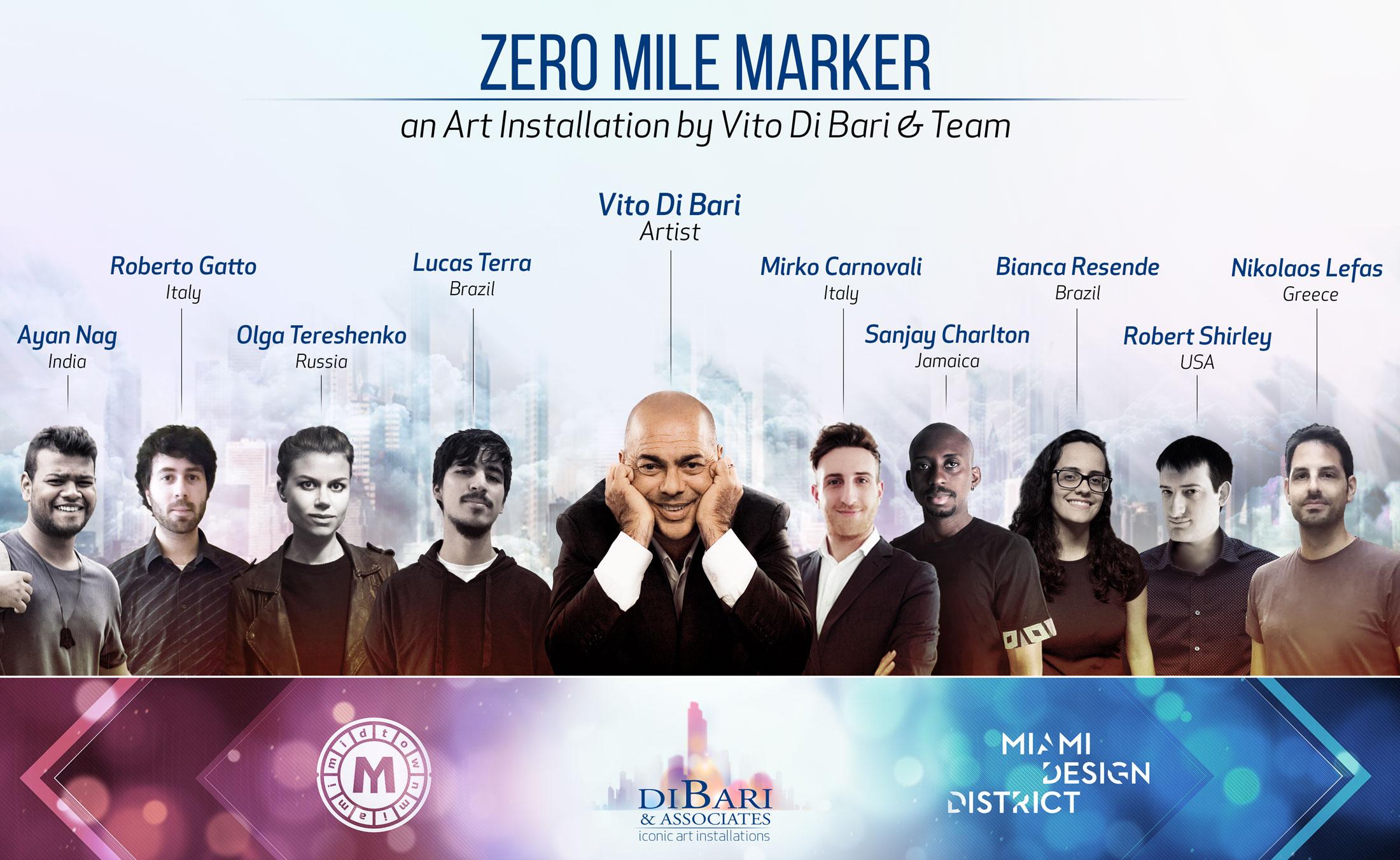 Zero Mile Marker Unveiled ES