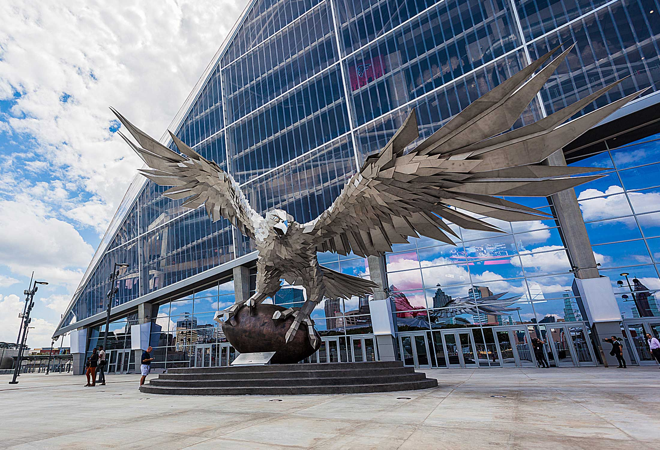 Atlanta Falcon at Super Bowl LIII