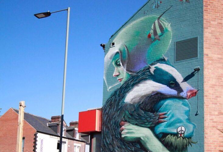 Urban Art Examples
