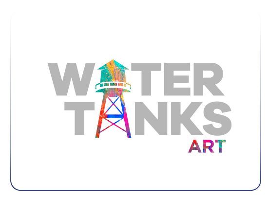 Water Tanks Art