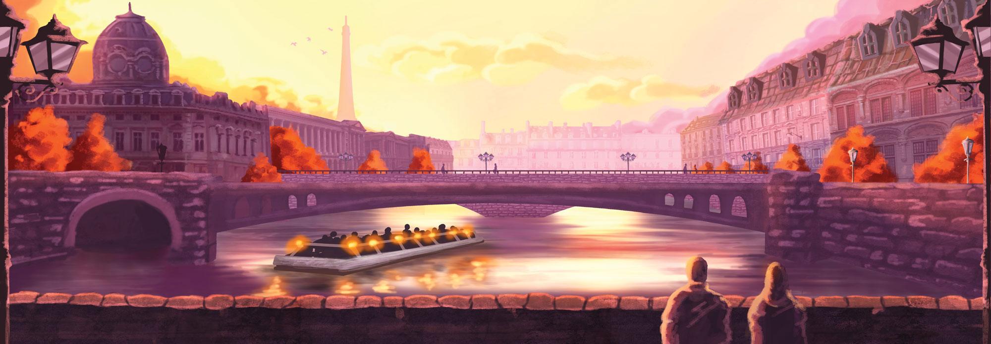 Cityscapes-Paris-vito di bari