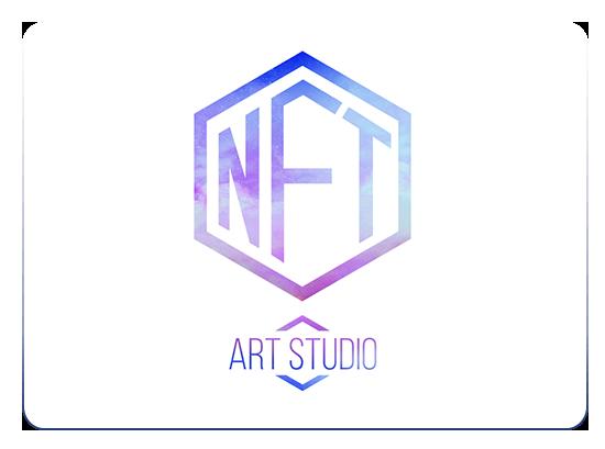 NFT Art Studio Logo